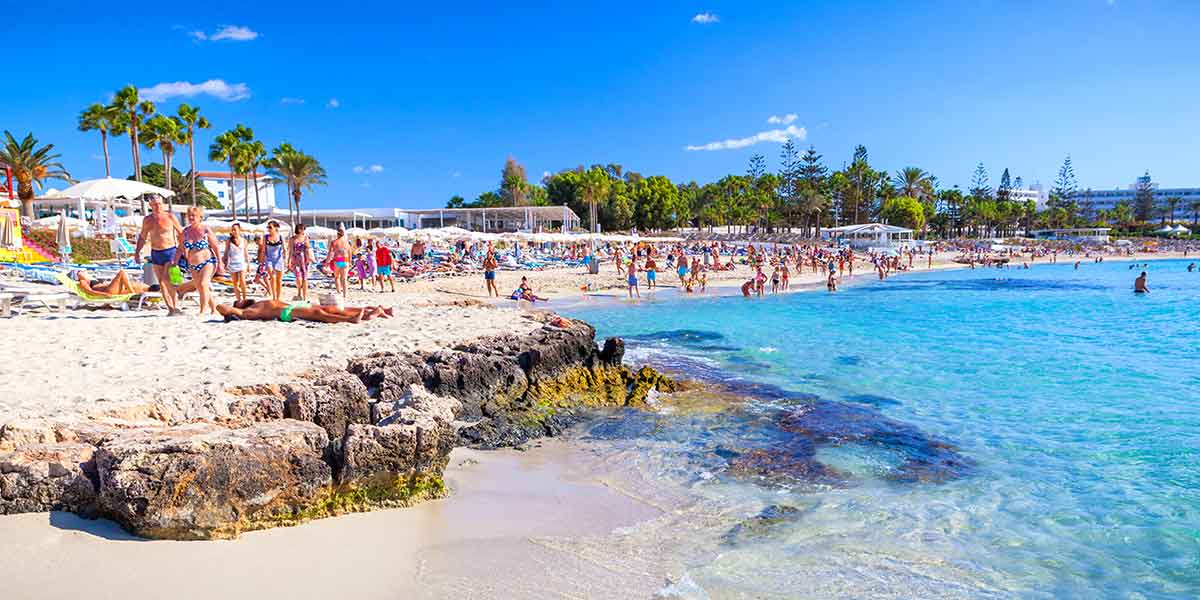 CYPRUS INCREASES ITS GLOBAL SHARE IN TOURISM