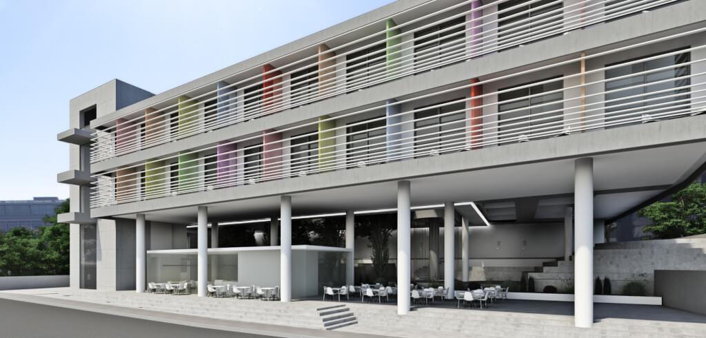 Q Nicosia Accommodations